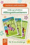 Cover-Bild zu Bildergeschichten - Alltagssituationen von Redaktionsteam Verlag an der Ruhr