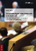 Cover-Bild zu Die sicherheitspolitische Community in Deutschland (eBook) von Stöhr, Florian