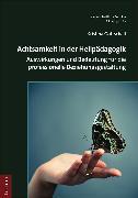 Cover-Bild zu Achtsamkeit in der Heilpädagogik (eBook) von Gottschall, Kristina