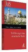 Cover-Bild zu Einführung in das israelische Recht von Walter, Christian (Hrsg.)
