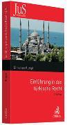 Cover-Bild zu Einführung in das türkische Recht von Rumpf, Christian