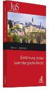 Cover-Bild zu Einführung in das luxemburgische Recht von Pereira, João Nuno