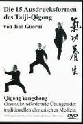 Cover-Bild zu Guorui, Jiao: Die 15 Ausdrucksformen des Taiji-Qigong