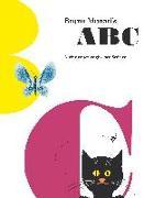 Cover-Bild zu Munari, Bruno: Bruno Munaris ABC