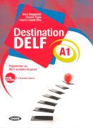 Cover-Bild zu Destination DELF A1 von Faure, Elisabeth