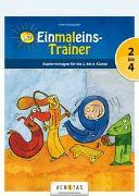 Cover-Bild zu Der Einmaleins-Trainer von Goldgruber, Eveline