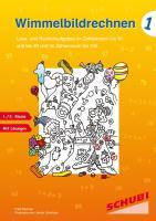 Cover-Bild zu Wimmelbildrechnen 1 von Roemer, Fred