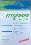 Cover-Bild zu Zeitsparer Mathematik von Kuhn, Othmar