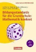 Cover-Bild zu Bildungsstandards für die Grundschule: Mathematik konkret von Walther, Gerd (Hrsg.)