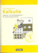 Cover-Bild zu Kalkulie. Trainingsprogramm - Bausteine 1-3 von Fritz, Annemarie