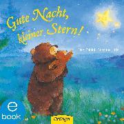 Cover-Bild zu Gute Nacht, kleiner Stern! (eBook) von Lütje, Susanne