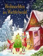 Cover-Bild zu Weihnachten im Wichtelwald von Lütje, Susanne