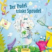 Cover-Bild zu Der Pudel trinkt Sprudel von Lütje, Susanne