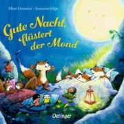 Cover-Bild zu Gute Nacht, flüstert der Mond von Lütje, Susanne