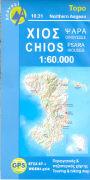 Cover-Bild zu Chios-Psara. 1:60'000