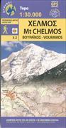 Cover-Bild zu Mount Chelmos. 1:30'000