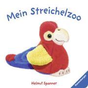 Cover-Bild zu Spanner, Helmut (Illustr.): Mein Streichelzoo