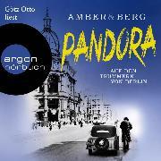 Cover-Bild zu eBook Pandora - Auf den Trümmern von Berlin. Kriminalroman (Ungekürzte Lesung)