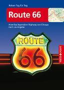 Cover-Bild zu Route 66 - VISTA POINT Reiseführer Reisen Tag für Tag von Schmidt-Brümmer, Horst