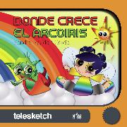 Cover-Bild zu eBook Donde crece el arcoiris