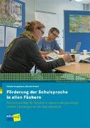 Cover-Bild zu Förderung der Schulsprache in allen Fächern von Neugebauer, Claudia