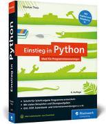 Cover-Bild zu Theis, Thomas: Einstieg in Python