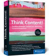 Cover-Bild zu Löffler, Miriam: Think Content!