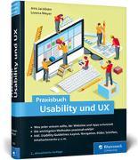 Cover-Bild zu Jacobsen, Jens: Praxisbuch Usability und UX