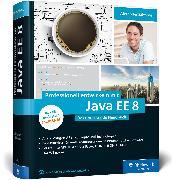 Cover-Bild zu Salvanos, Alexander: Professionell entwickeln mit Java EE 8