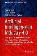 Cover-Bild zu Artificial Intelligence in Industry 4.0 (eBook) von Dingli, Alexiei (Hrsg.)