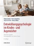 Cover-Bild zu Entwicklungspsychologie im Kindes- und Jugendalter (eBook) von Siegler, Robert