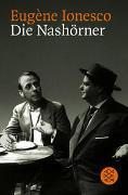 Cover-Bild zu Ionesco, Eugène: Die Nashörner