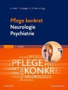 Cover-Bild zu Pflege konkret Neurologie Psychiatrie (eBook) von Gold, Kai (Hrsg.)