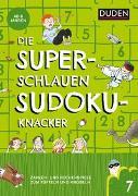 Cover-Bild zu Die superschlauen Sudokuknacker - ab 6 Jahren (Band 7) von Offermann, Kristina