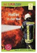 Cover-Bild zu SUPERLESER! Helfer in der Not von Gersh, Camilla