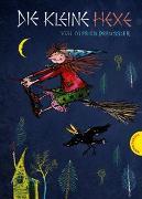 Cover-Bild zu Die kleine Hexe | Zauberhafter Kinderbuch-Klassiker in 4-fach kolorierter Ausgabe, Vorlesebuch für Kinder ab 6 Jahren, ideal auch als Geschenk von Preußler, Otfried