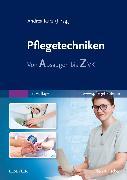 Cover-Bild zu Pflegetechniken von Kurz, Andrea (Hrsg.)