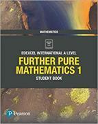Cover-Bild zu Skrakowski, Joe: Pearson Edexcel International A Level Mathematics Further Pure Mathematics 1 Student Book