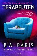 Cover-Bild zu Terapeuten (eBook) von Paris, B.A.