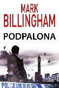 Cover-Bild zu Podpalona (eBook) von Billingham, Mark
