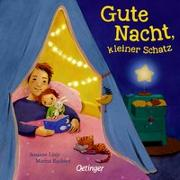 Cover-Bild zu Gute Nacht, kleiner Schatz von Lütje, Susanne