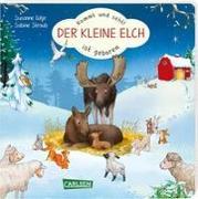 Cover-Bild zu Kommt und seht! Der kleine Elch ist geboren von Lütje, Susanne