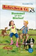 Cover-Bild zu Radieschen & Co. - Rummel auf dem Biohof (eBook) von Lütje, Susanne