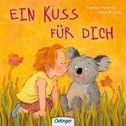 Cover-Bild zu Ein Kuss für dich von Lütje, Susanne