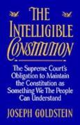 Cover-Bild zu Goldstein, Joseph: Intelligible Constitution (eBook)