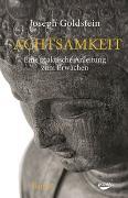 Cover-Bild zu Goldstein, Joseph: Achtsamkeit Bd. 2