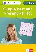 Cover-Bild zu Klett 10-Minuten-Training Englisch Grammatik Simple Past und Present Perfect 6./7. Klasse (eBook) von Lihocky, Petra