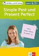 Cover-Bild zu 10-Minuten-Training Simple Past und Present Perfect. Englisch 6./7. Klasse