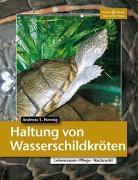 Cover-Bild zu Haltung von Wasserschildkröten von Hennig, Andreas S.