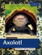 Cover-Bild zu Axolotl von Wistuba, Joachim